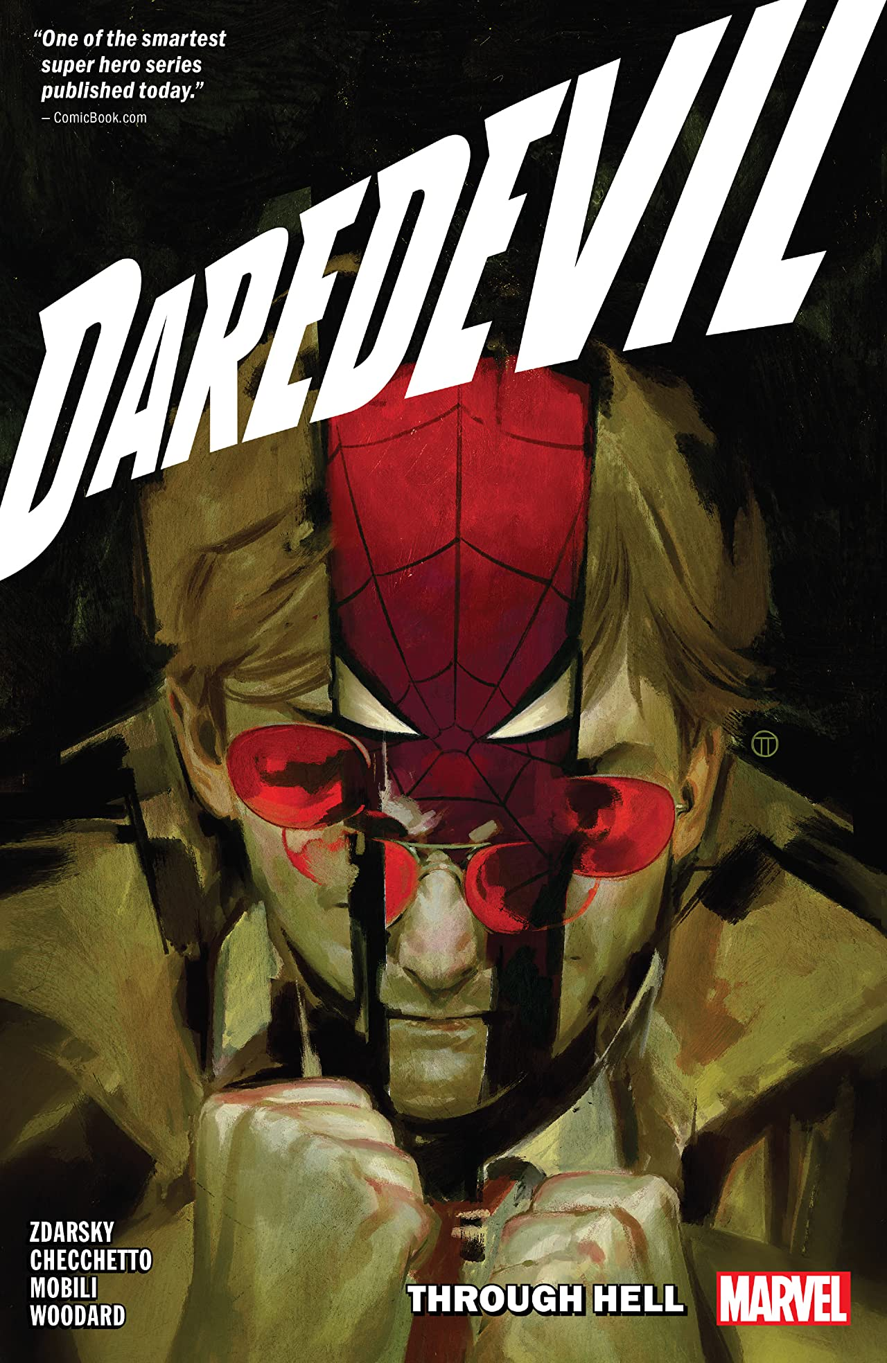 Daredevil By Chip Zdarsky Vol. 3: Through Hell (Trade Paperback)