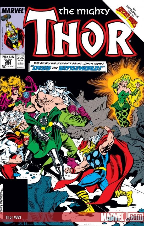 Thor (1966) #383