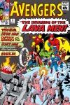 Avengers (1963) #5 cover