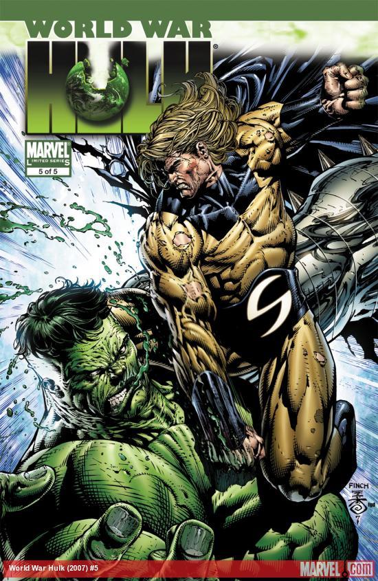 World War Hulk (2007) #5