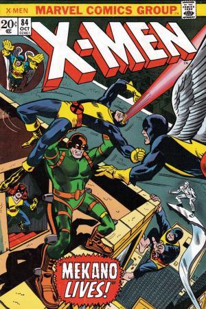 Uncanny X-Men (1963) #84