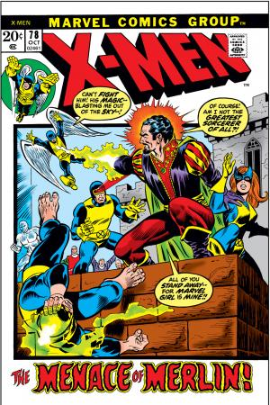 Uncanny X-Men (1963) #78