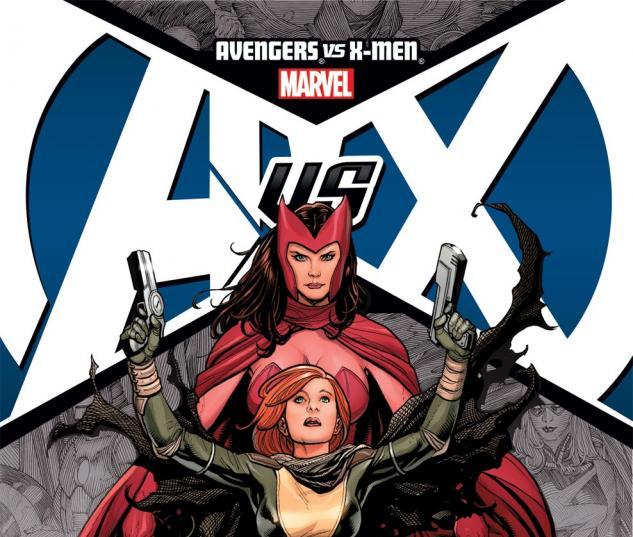 Avengers VS X-Men (2012)