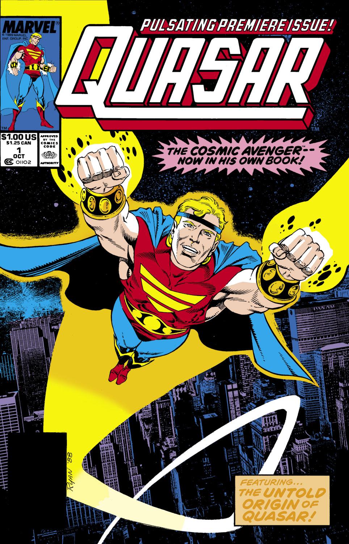Quasar (1989) #1