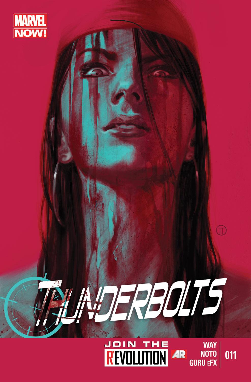 Thunderbolts (2012) #11