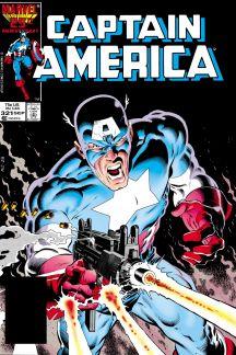 Captain America (1968) #321