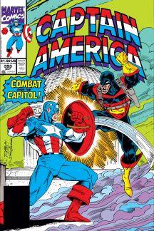 Captain America (1968) #393
