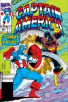 Captain America (1968) #393 Cover