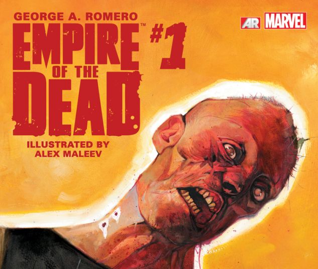 GEORGE ROMERO'S EMPIRE OF THE DEAD: ACT ONE 1