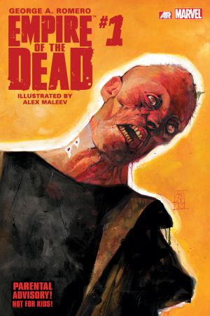 George Romero's Empire of the Dead: Act One #1