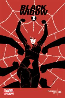 Black Widow (2014) #6