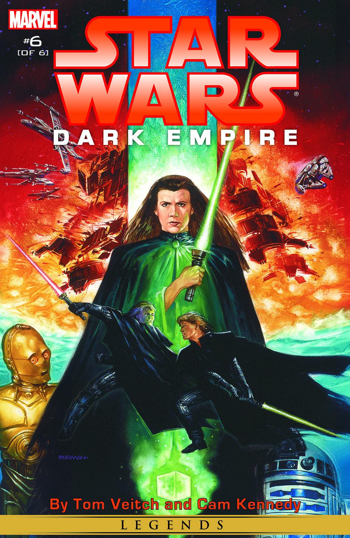 Star Wars: Dark Empire (1991) #6