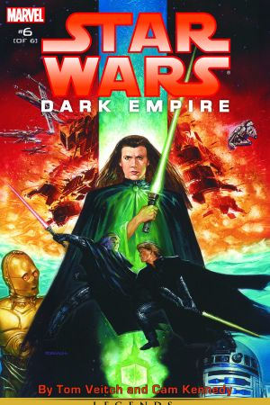 Star Wars: Dark Empire #6