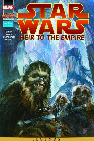 Star Wars: Heir To The Empire #3