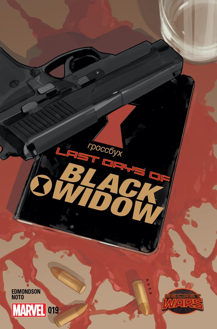 Black Widow (2014) #19