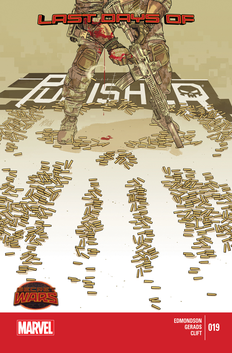 The Punisher (2014) #19
