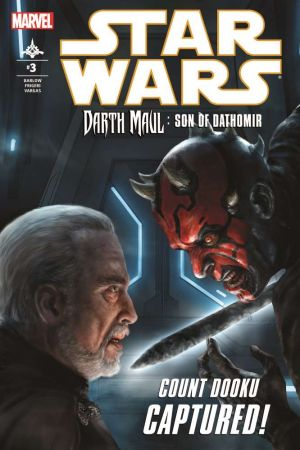 Star Wars: Darth Maul - Son Of Dathomir #3