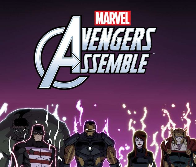 cover from Marvel Universe Avengers Assemble Infinite Comic (2015) #3