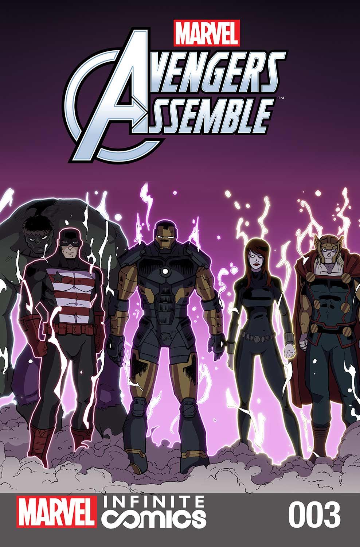Marvel Avengers Assemble Infinite Comic (2016) #3