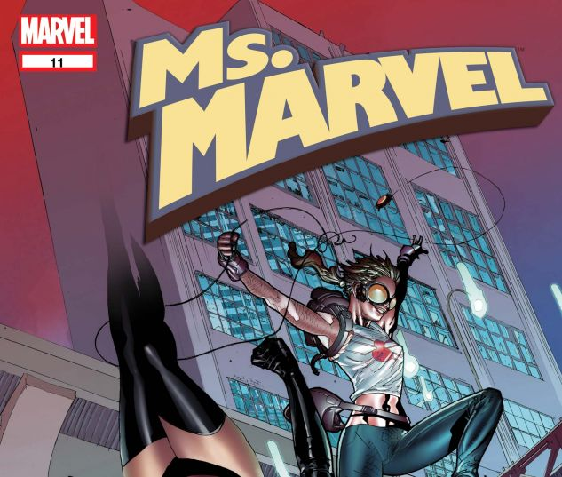 Ms. Marvel (2006) #11