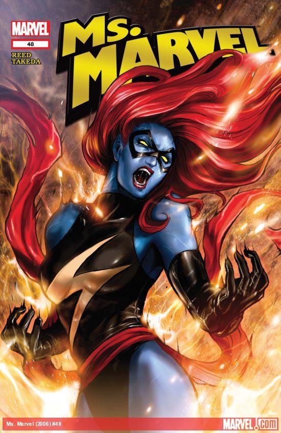 Ms. Marvel (2006) #48