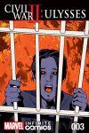 cover from Civil War: TBD Infinite Comic (2016) #3