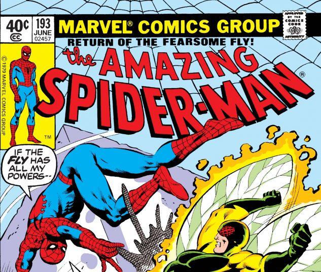 Amazing Spider-Man (1963) #193