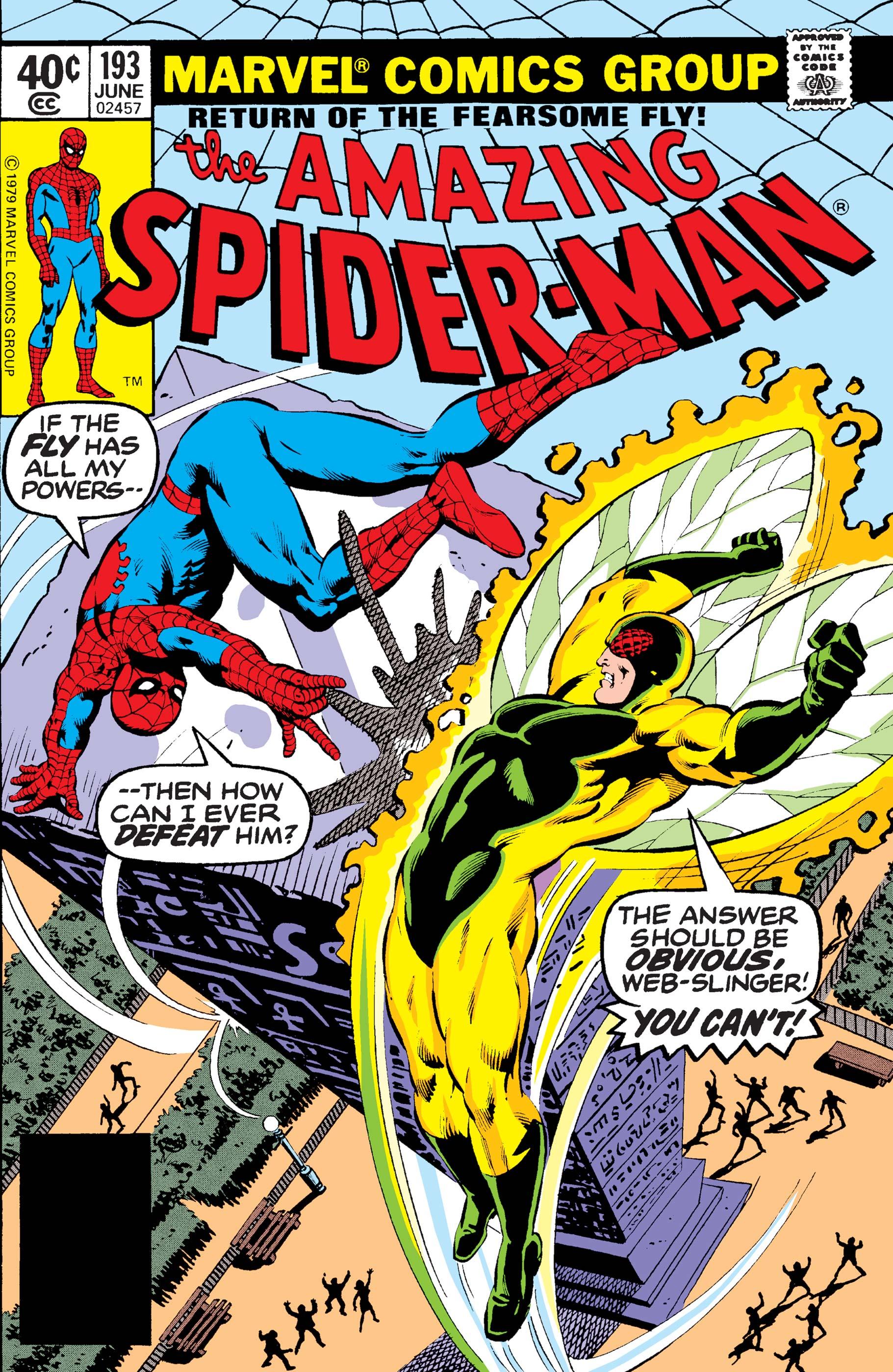 The Amazing Spider-Man (1963) #193