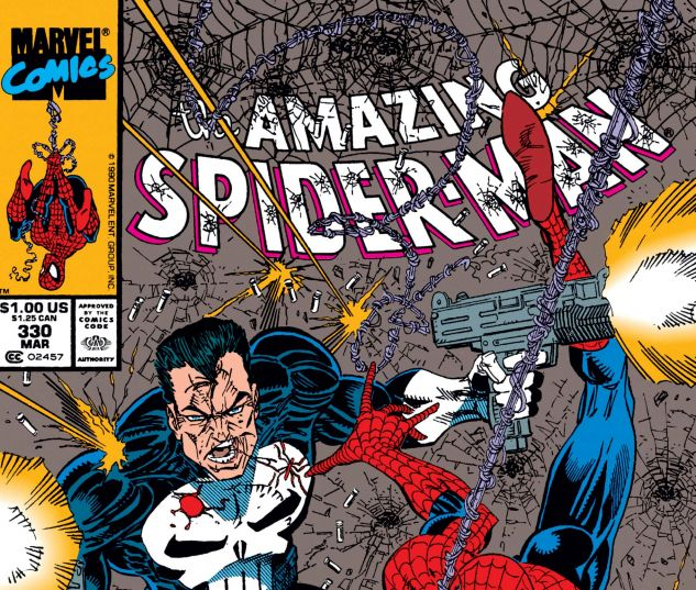 Amazing Spider-Man (1963) #330