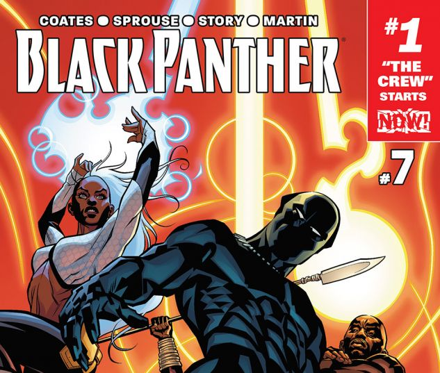 Free Comic Book Day Values: Black Panther (2016) #7