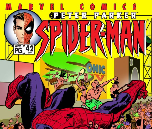 Peter Parker: Spider-Man (1999) #42