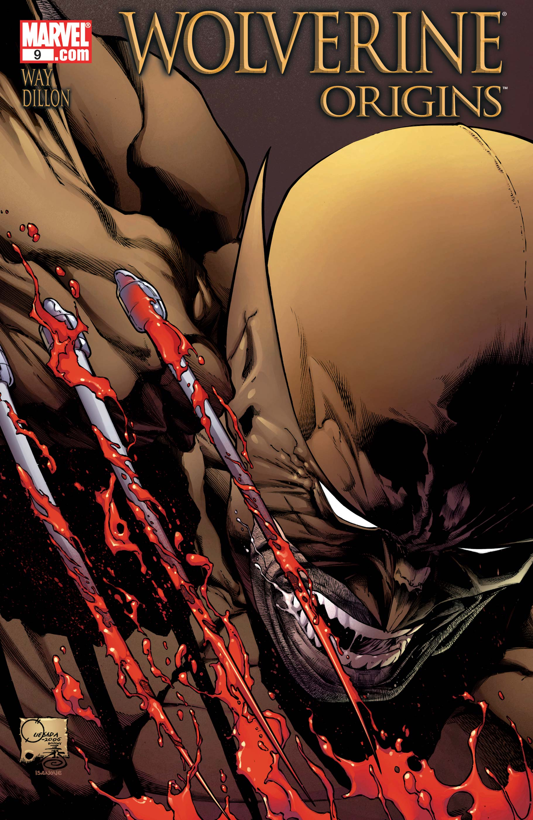Wolverine Origins (2006) #9