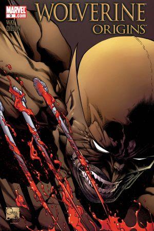 Wolverine Origins #9