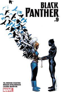 Black Panther (2016) #9