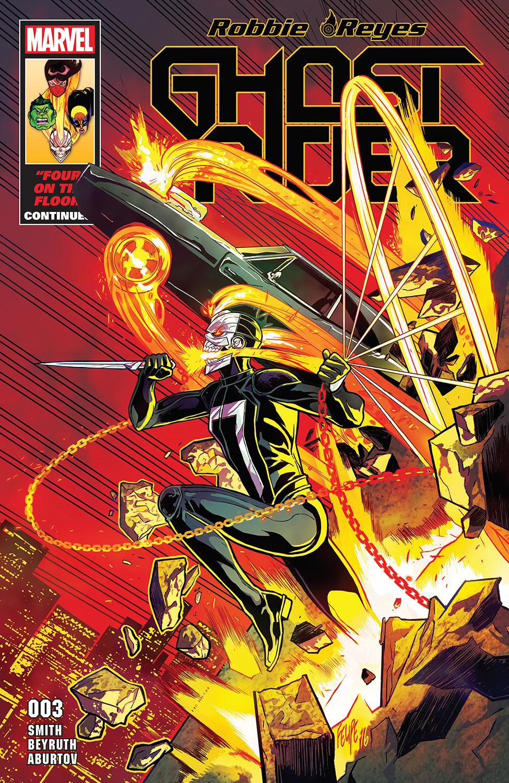 Ghost Rider (2016) #3