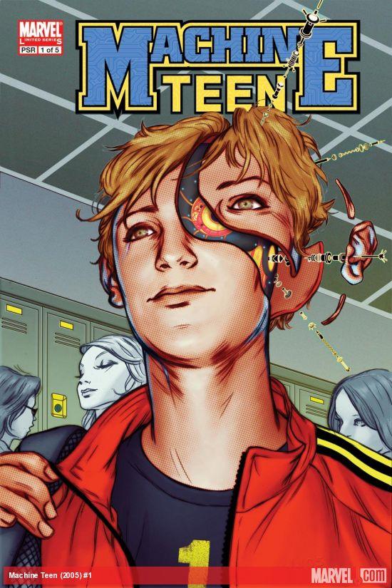 Machine Teen (2005) #1