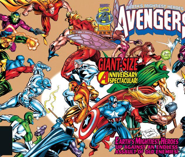 Avengers (1963) #400