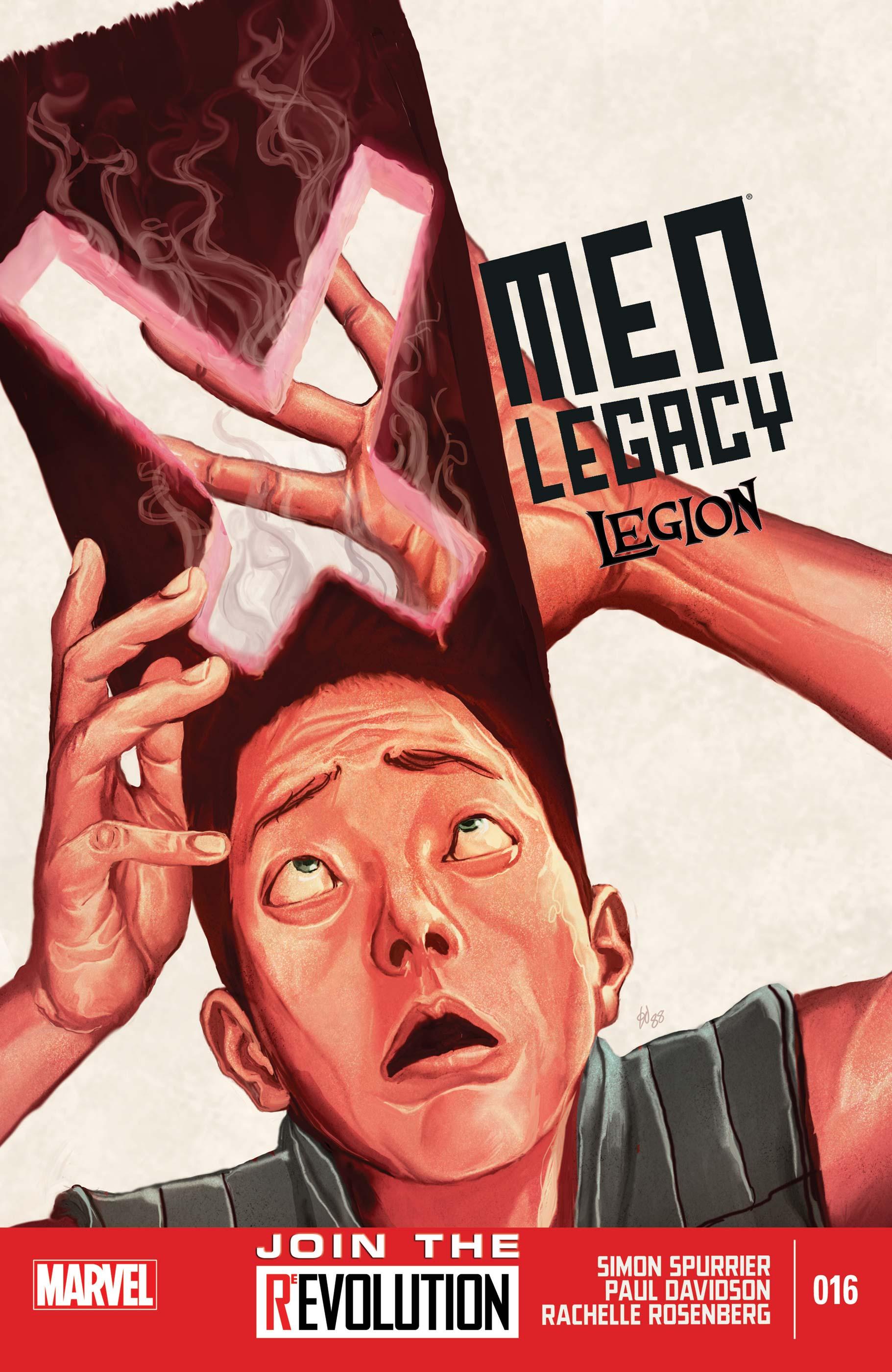 X-Men Legacy (2012) #16