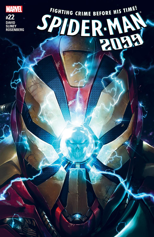 Spider-Man 2099 (2015) #22