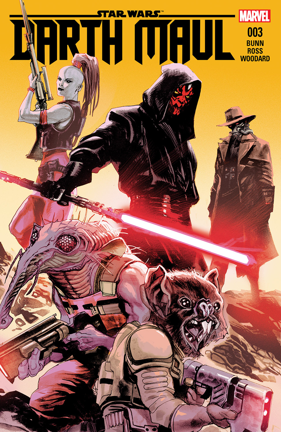 Star Wars: Darth Maul (2017) #3