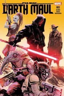 Star Wars: Darth Maul #3