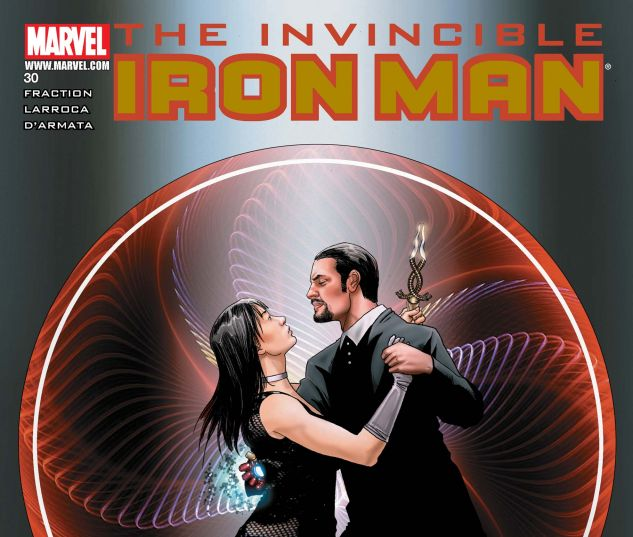 INVINCIBLE IRON MAN (2008) #30