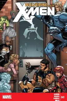 Wolverine & the X-Men (2011) #41