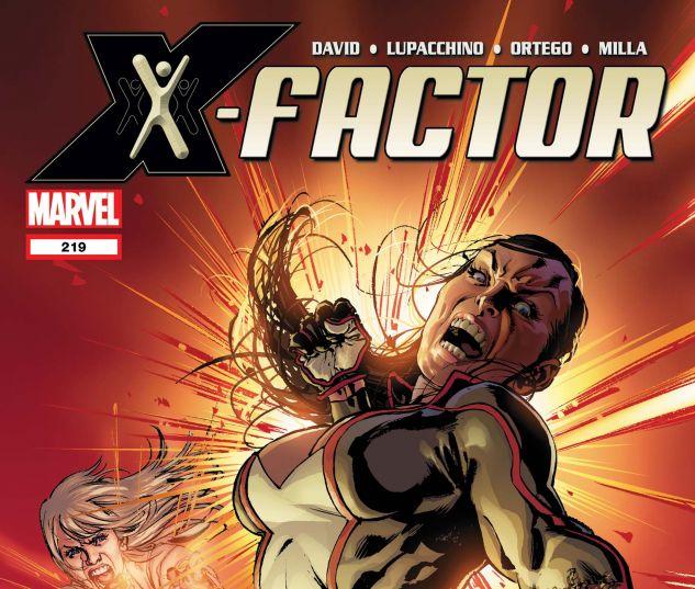 X-FACTOR (2005) #219