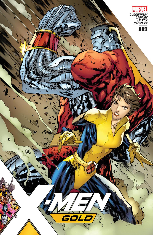 X-Men: Gold (2017) #9