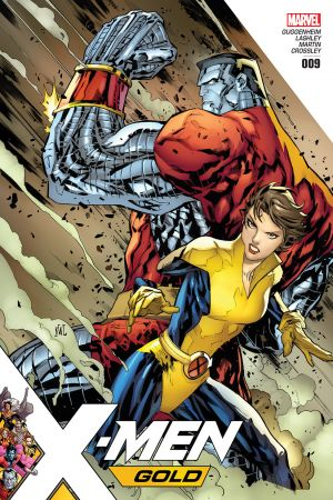 X-Men: Gold #9