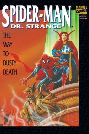 Spider-Man/Doctor Strange: The Way to Dusty Death (1992)