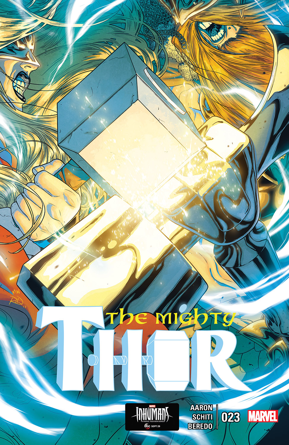 Mighty Thor (2015) #23