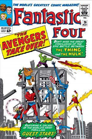 Fantastic Four (1961) #26