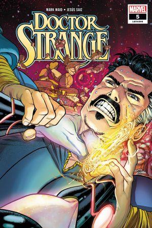 Doctor Strange (2018) #5